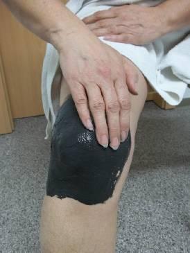 Лечение грязью в домашних условиях суставов