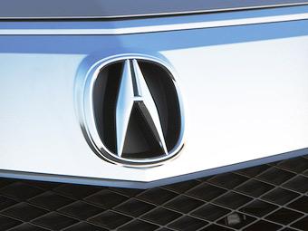 Acura покажет обновленный RDX - Acura