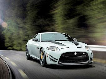 Jaguar XKR-S GT. Фото Jaguar