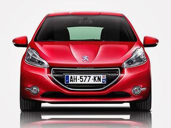 Новый Peugeot 208 представят уже в октябре - Peugeot