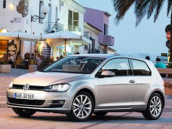 "Volkswagen Golf получил титул ""Автомобиль года"" - Volkswagen"