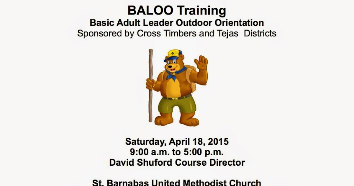 Trainer's Resources Monmouth Council, BSA Providing Scouting.