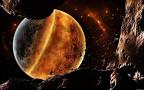 «Астероидный дождь» длился на Земле миллиард лет