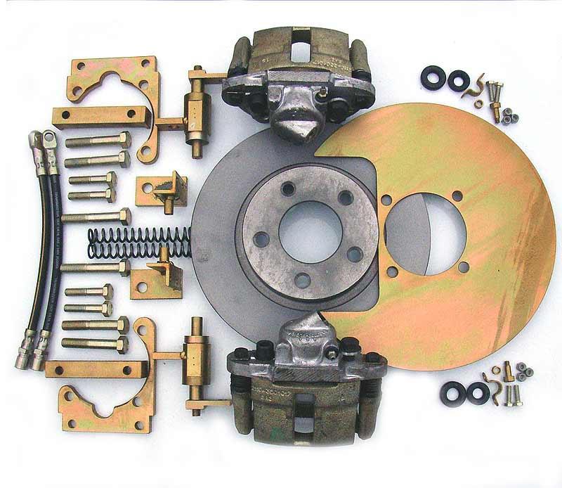 Как сделать дисковые тормоза на газ 3110 своими руками