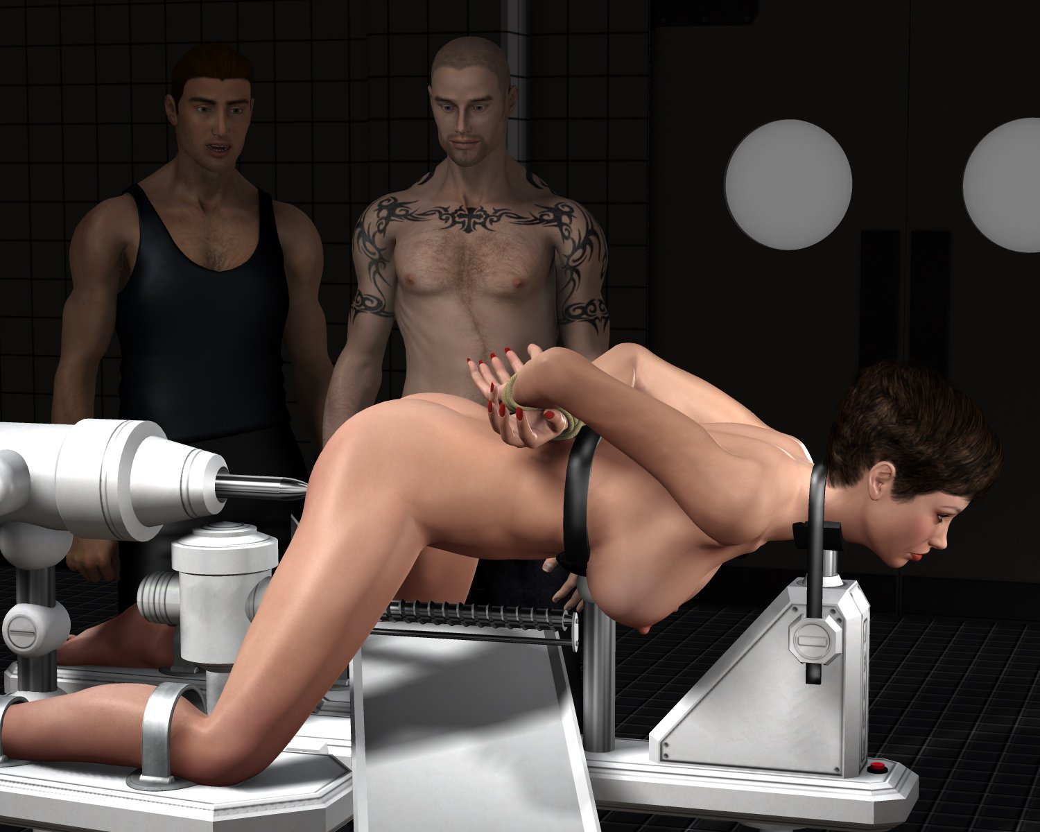 3d gay naked execution porn anime gallery