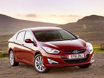 Цена Hyundai i40 будет выше, чем у японских конкурентов
