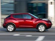 Nissan Juke -- это, скорее, альтернатива