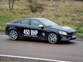 Volvo S60 Drive-E High-Performance Concept. ���� Autocar