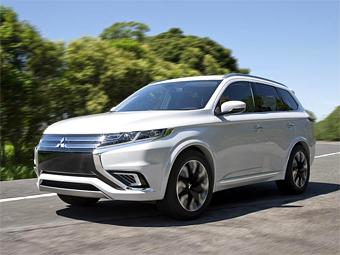 Mitsubishi за три года привезет в Россию пять новинок