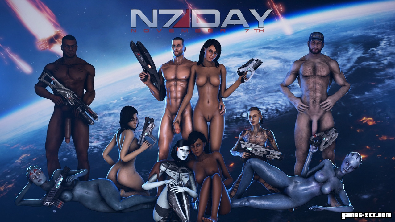 Mass effect porn parody hentay tube