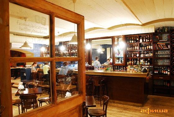 Ресторан Delicatessen - фотография 6