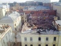 В Москве продолжают незаконно сносить дома Михайлова