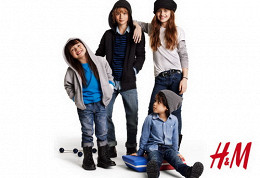 В ЦДМ откроется первый в России H&M Kids