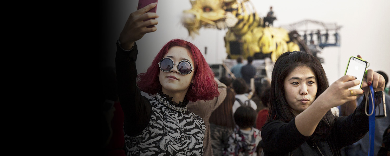 История любви: айфон и Китай