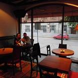 Ресторан Дорогая, я перезвоню... - фотография 2 - Большие панорамные окна