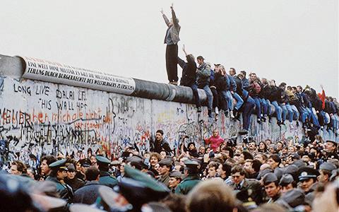 7 книг о Берлинской стене