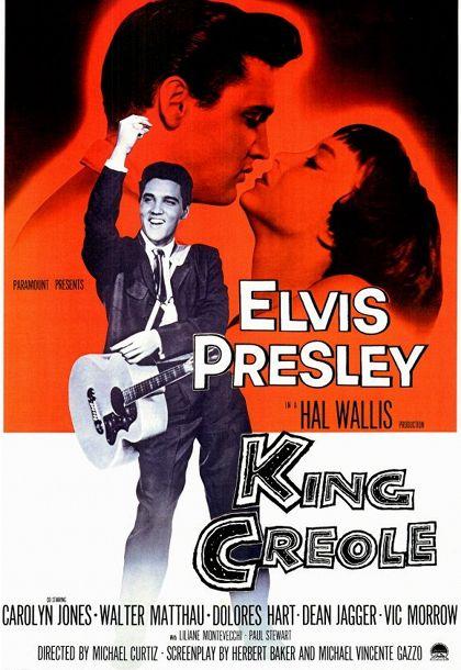 Vintage elvis movie posters