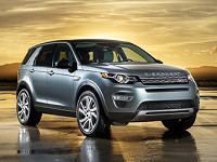 Land Rovero Discovery Sport