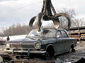 Россия повышает утилизационный сбор с автомобилей на 65%