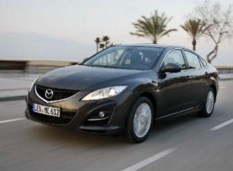 Mazda 6. Фото компании Mazda.