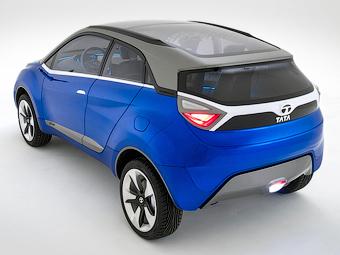 У Tata появится компактный кроссовер, который будут продвигать на мировых рынках - Tata