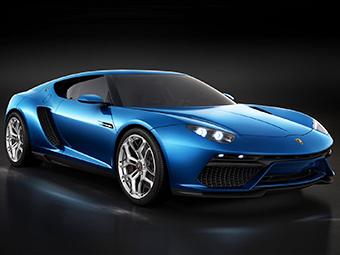 В Париже дебютировал 910-сильный суперкар Lamborghini - Lamborghini