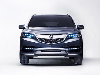 Honda начала формировать дилерскую сеть Acura в СНГ