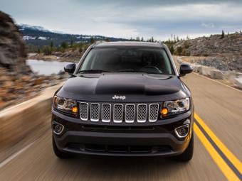 Jeep Compass. Фото Jeep