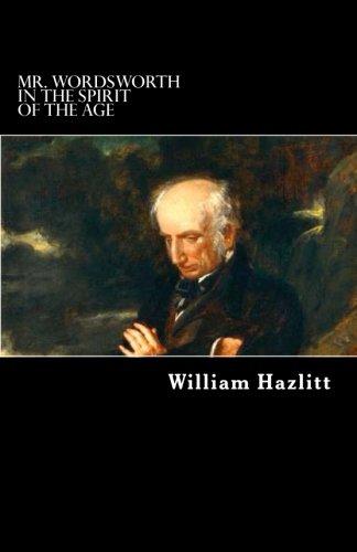 Write my selected essays william hazlitt