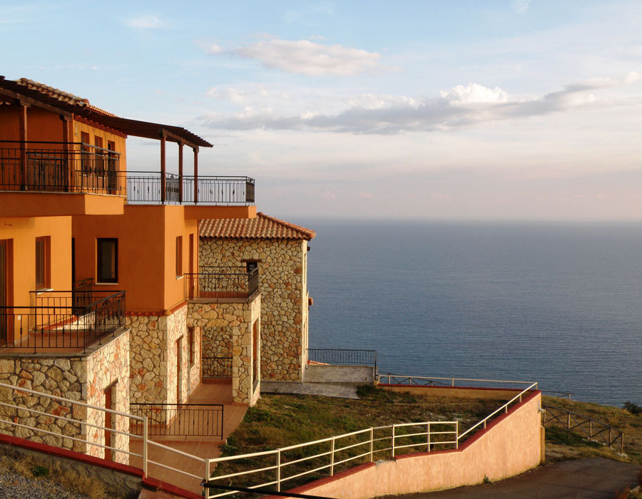 Апартаменты в остров Фракия на море