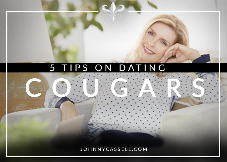 Online cougar dating tips