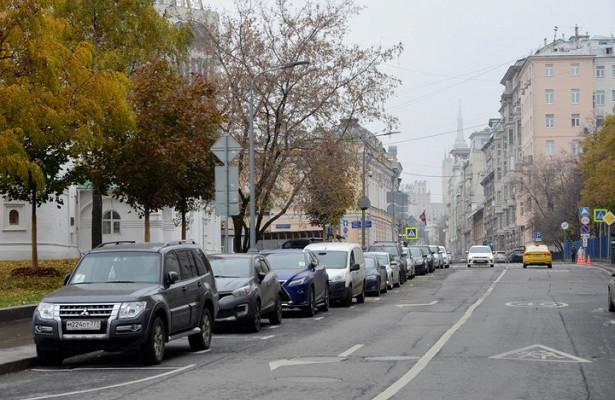 6a71046196bf4fd3cfe5f5a70669f44e - Москвичам напомнили обесплатных парковках 4ноября