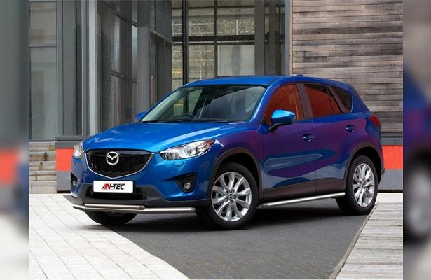 Mazda подняла цены навсемодели вРоссии