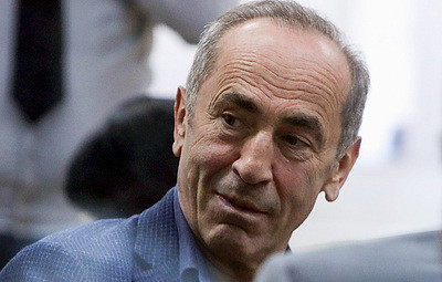 Экс-глава Армении Кочарян заразился коронавирусом