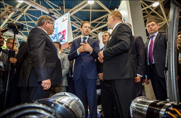 Мантуров: Дляиностранных промышленников ИННОПРОМ— ворота вЕАЭС