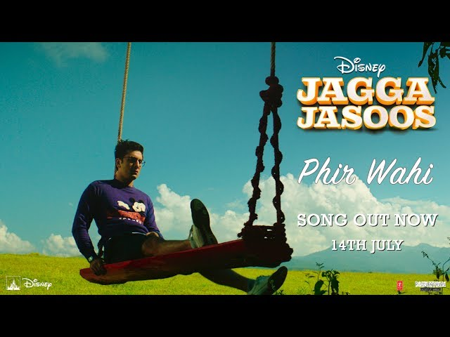 Jagga Jasoos (2017) Movie Torrent Download 720p