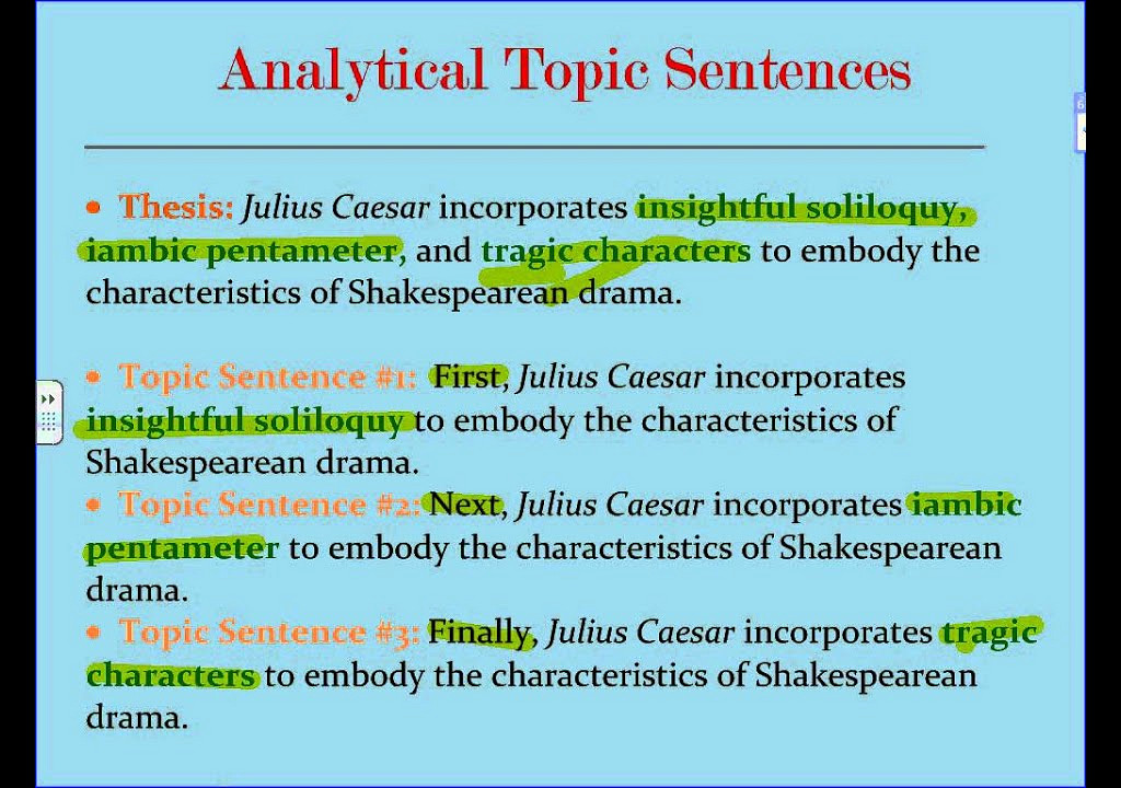 Write my essay writing topic sentences