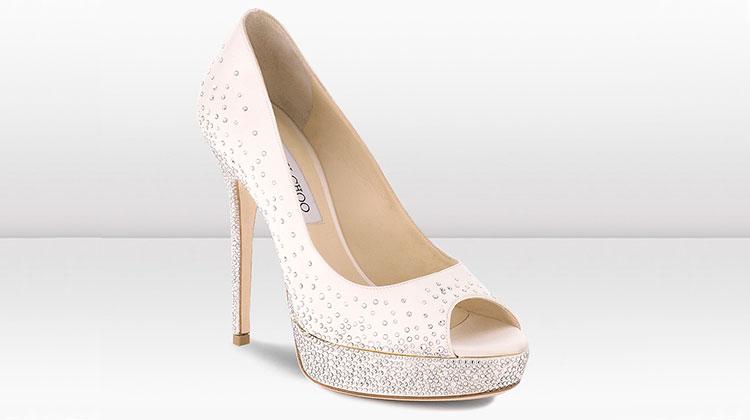 Jimmy choo свадебные туфли