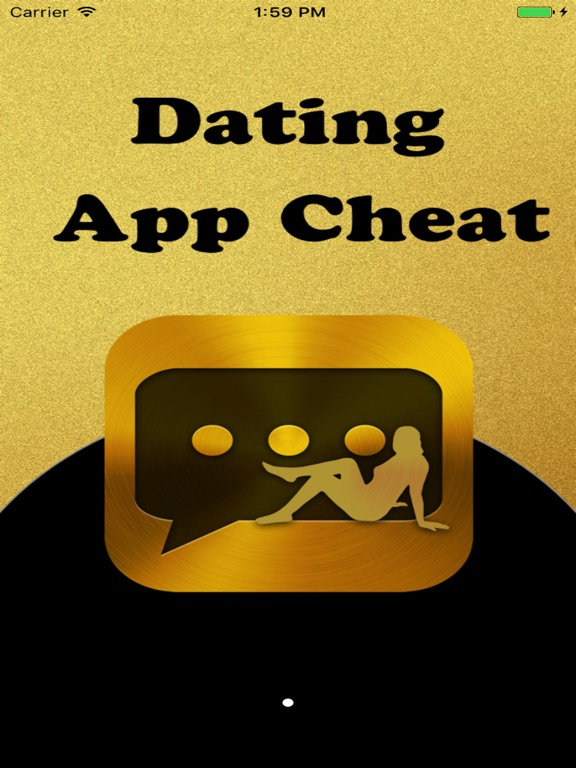 Dating app cheat online