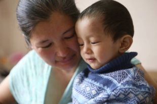 Красноярцы собирают деньги налечение больного мальчика изКиргизии