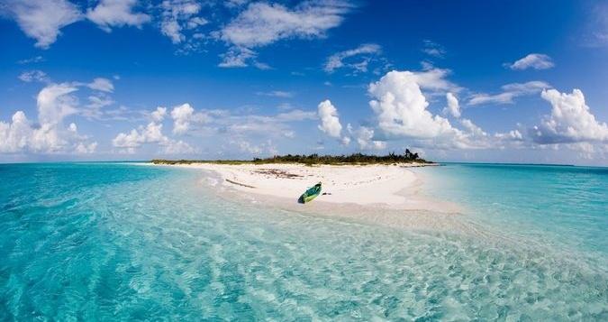 пляжный отдых на атлантическом океане