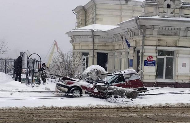 Замороженный Владивосток. Ктовиноват вэнергетическом коллапсе