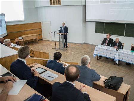 Коммуникационная сессия Банка России прошла вСГЭУ