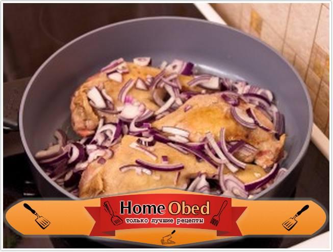 Блюда из утиных окорочков рецепты с фото