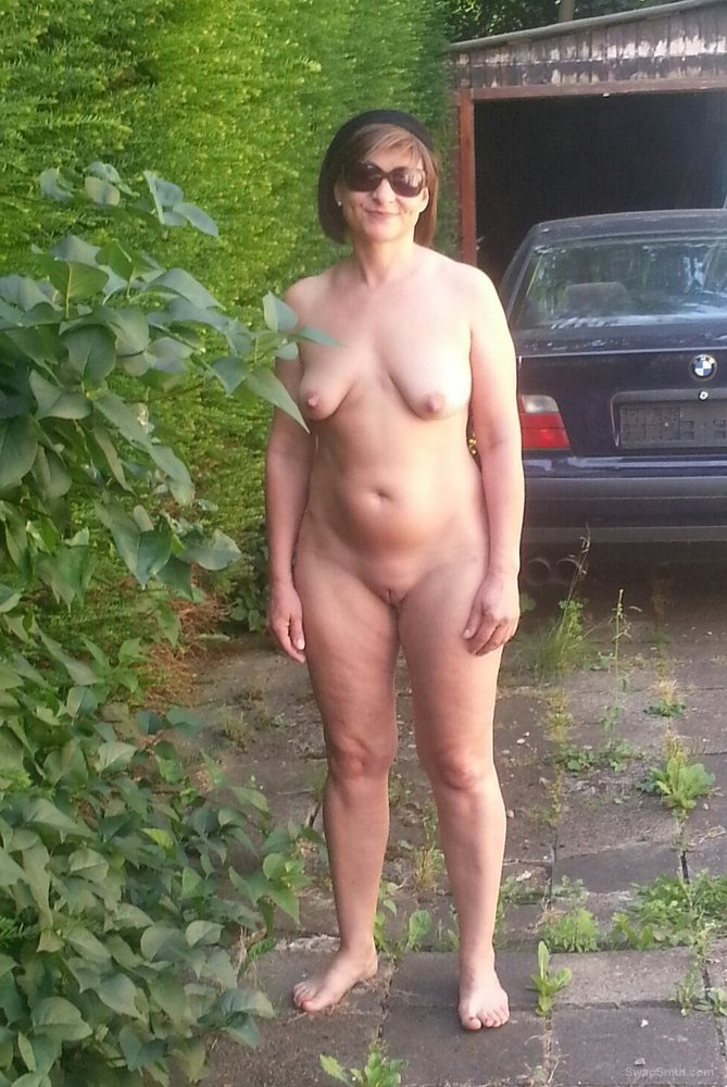 Thick hairy bush mature