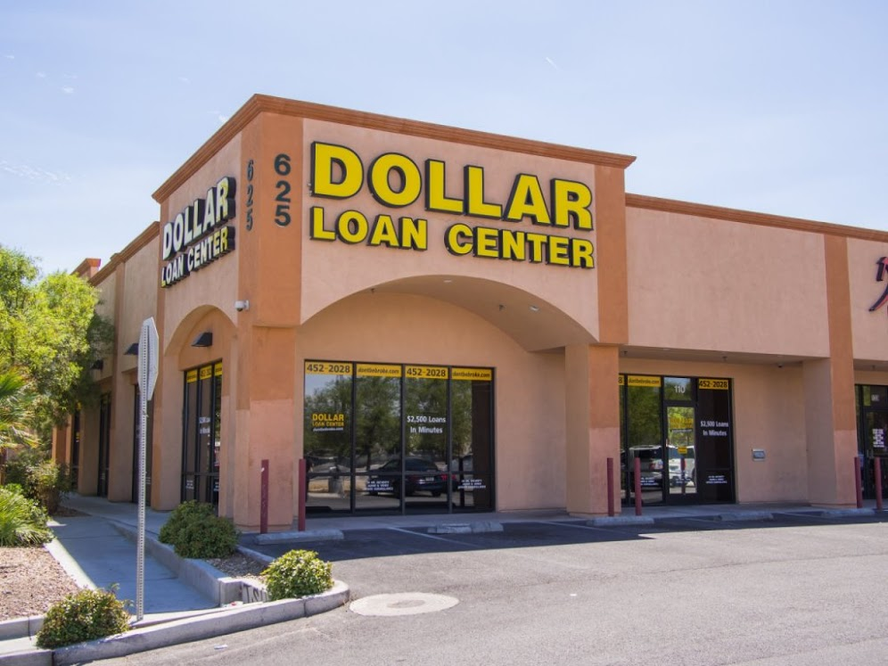 North las vegas loans