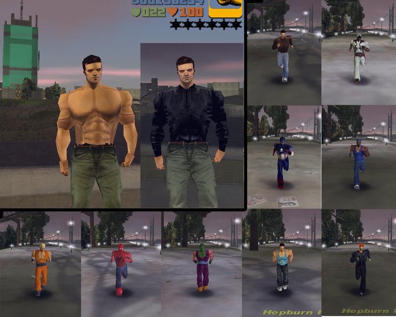 DESCARGA: Mods de GTA 3 Archivos - HTCMania