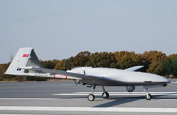 НаУкраине готовятся квыпуску турецких дронов