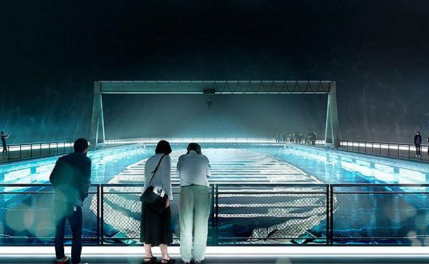 ВАмстердаме вокруг затонувшего корабля построят музей