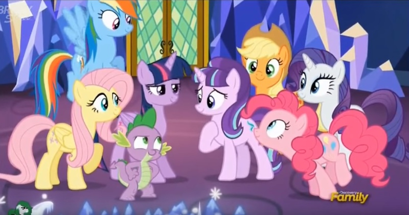 Friendship is Magic animated media - My Little Pony